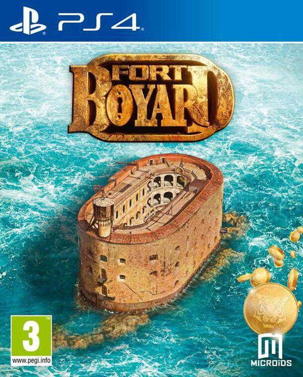 jaquette Fort Boyard Nouvelle Edition
