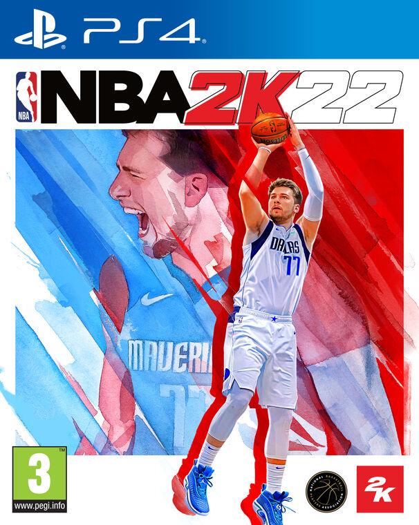 jaquette NBA 2k22