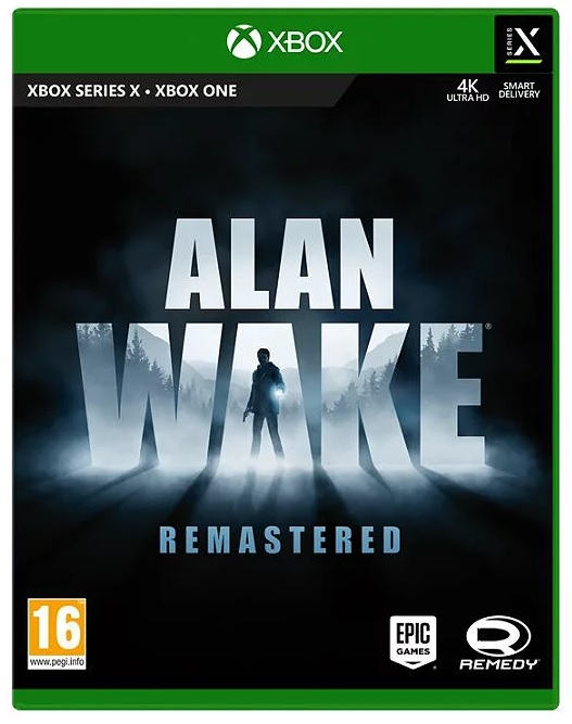 jaquette Alan Wake Remastered