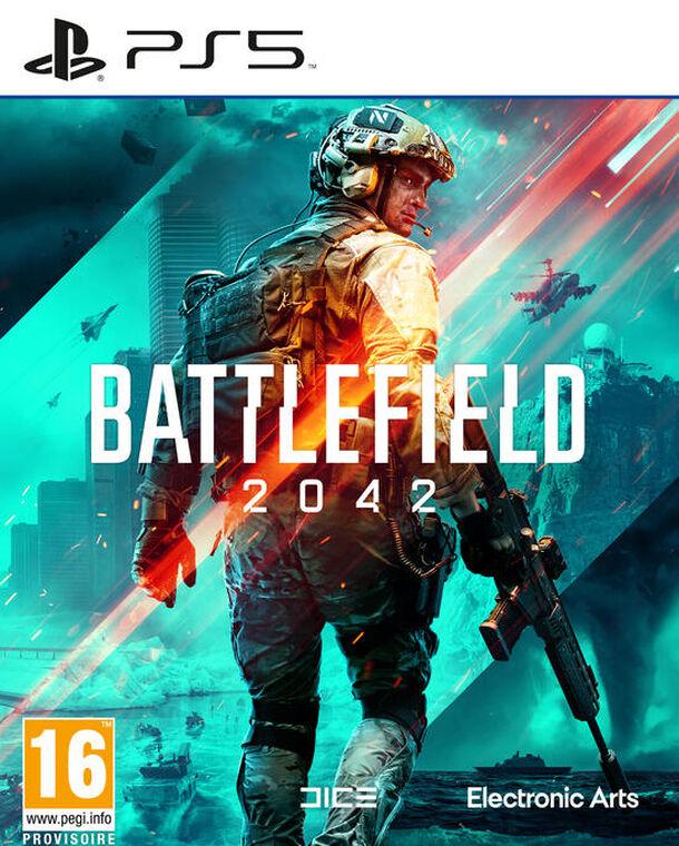 jaquette Battlefield 2042